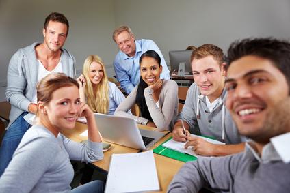 Inhalt des Artikels ist das Erasmus-Programm.