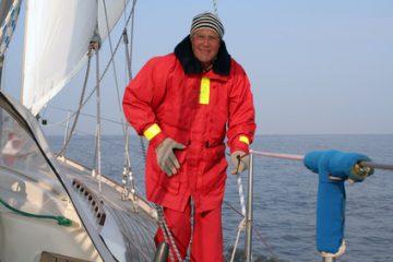 Der Artikel berichtet über den Traumjob des Kapitäns.