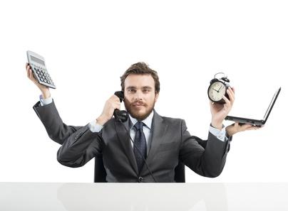 Inhalt des Artikels sind die mehrwerdenen Office-Manager.