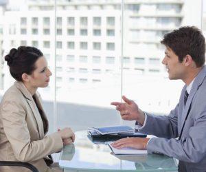 Gehaltsgespräch