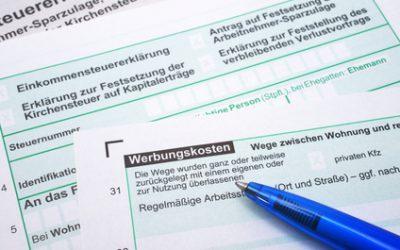 Einkommenssteuer